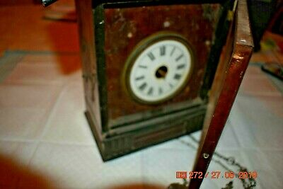 Antique/Vintage Mantle Cuckoo clock for project or parts 2