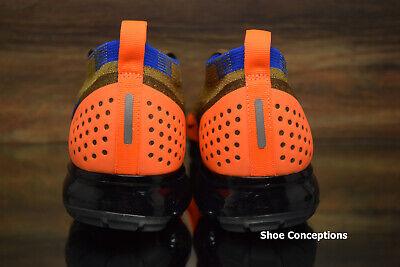 Nike Air Vapormax Flyknit 2 Running Shoes Golden Beige 942842-203 Men's NEW 3