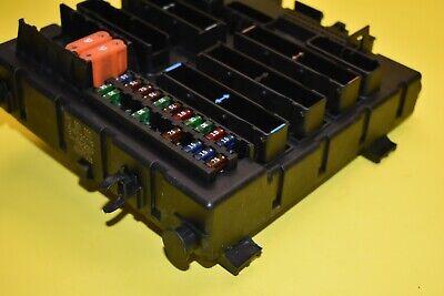 03 04 05 06 07 SAAB 9-3 93 Fuse Box Relay Box Rear Trunk OEM 4