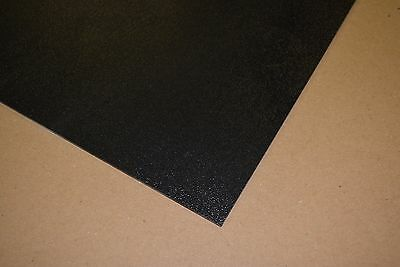"BLACK ABS PLASTIC SHEET 3//16/"" X 24/"" X 24/"" VACUUM FORMING RC BODY HOBBY"