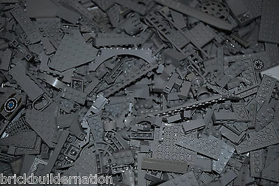 ☀️1//4 POUND of BLACK LEGOS Mix from huge bulk lot lbs city Parts Pieces Bricks
