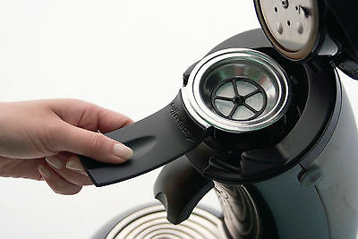 Coffeeduck für Senseo classic HD7810 HD7812 Padhalter Pad Kaffeefilter Filter 8
