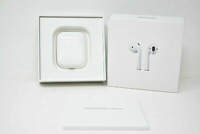 Apple AirPods 2nd Generation with Charging Case - MV7N2AM/A - NEW !!! 3