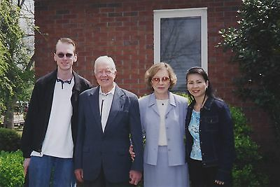 Jimmy Carter Signed Autographed Nobel Peace Prize Book 1/1 Rare!! Proof!!!! 5