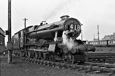 "GWR /& LNWR Shrewsbury Station steam /& diesel  6x4/"" Colour /& BW Photo Prints"