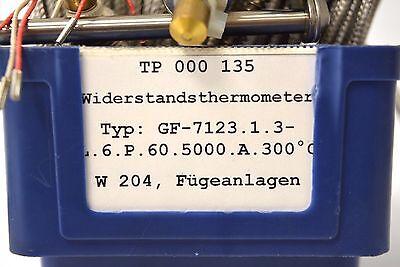 SAB Widerstands-Element Widerstands-Thermometer