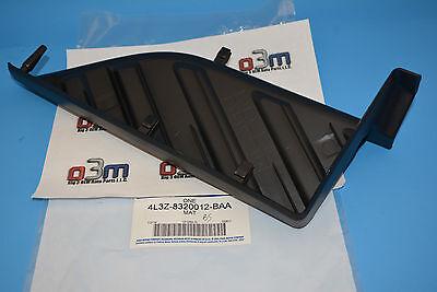 1997-04 Ford F-150 Lightning Flareside Black Passenger Rear Bed Step PAD new OEM