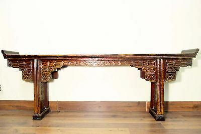 Authentic Antique Altar Table (5564), Circa early of 19th century 10