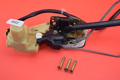 B#35 98-02 Honda ACCORD Left Front driver Door Latch Power Lock Assembly OEM