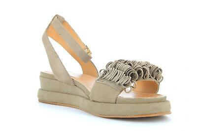 Adele Dezotti scarpe donna sandali AV0400N ARGENTO P19 Escarpins