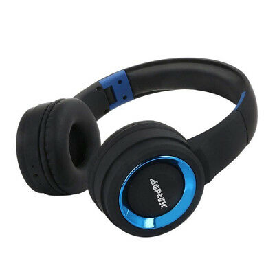 Bluetooth Wireless Headphones Over Ear Headset Noise Cancelling With Microphone 10