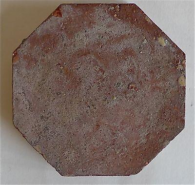 D & M Antique Octagon Tile 2