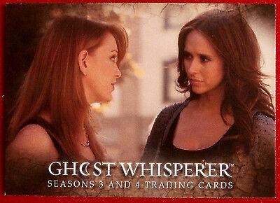GHOST WHISPERER - Seasons 3 & 4 - Complete Base Set (72 cards) - Breygent 2010 5