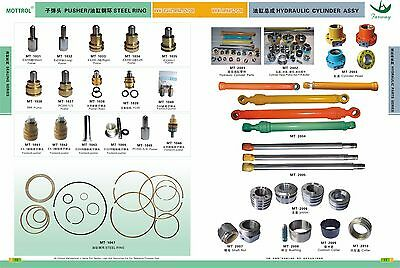 707-98-45220 Bucket Cylinder Seal Kit Fits Komatsu Pc200-6,Free Shipping 5