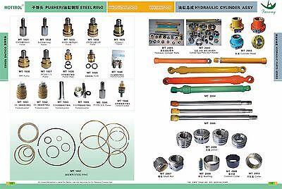 AH173444 Dipper Stick Arm Cylinder Seal Kit Fits John Deere 200C LC 200CLC 6