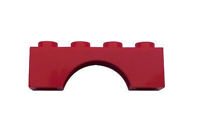 White NEU in Weiß 50 x LEGO® Bogen Stein 3659 Brick Arch 1x4
