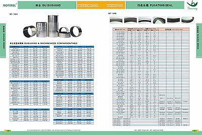 707-98-45220 Bucket Cylinder Seal Kit Fits Komatsu Pc200-6,Free Shipping 6