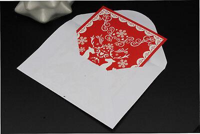 48x Geschenkkarten Karten Weihnachtskarten Weihnachten mit Umschlägen / Kuvert 3
