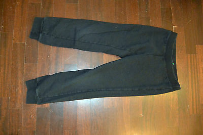 4 PZ BENETTON SISLEY SILVIAN HEACH bambina 7/8 ANNI pantaloni FELPA maglia 5