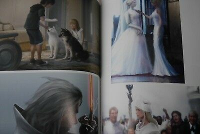 Final Fantasy XV World Prologue Japanese Visual Official Guide Book Art FFXV