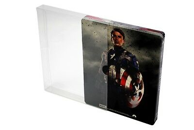 SC2 Blu-ray Steelbook Protective Slipcovers / Sleeves / Protectors (Pack of 50) 5