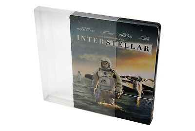 SC3 Blu-ray Steelbook Protective Slipcovers / Sleeves / Protectors (Pack of 10) 2