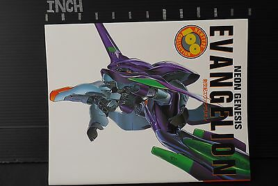 JAPAN Evangelion NEWTYPE 100% Collection (Art & Guide Book) 2