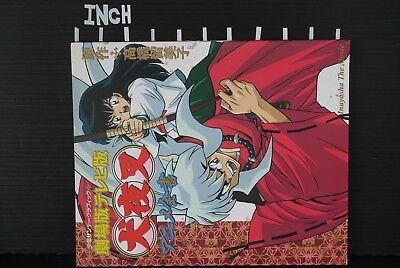 """JAPAN Rumiko Takahashi Genga Zenshuu /""""InuYasha/"""" Art Guide Book"""