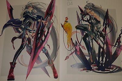 Phantom of the Kill,Shinobi Nightmare Art Book JAPAN da-kuro Artworks