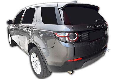 VASCA BAULE BAGAGLIAIO TAPPETO ESCLUSIVO GOMMA Land Rover Discovery 5 2016