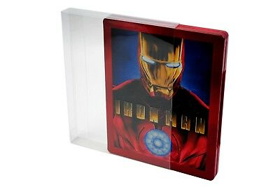SC2 Blu-ray Steelbook Protective Slipcovers / Sleeves / Protectors (Pack of 10)