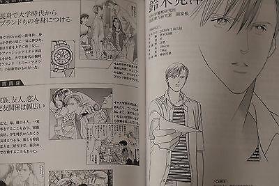 JAPAN Reiko Shimizu Himitsu Top Secret Perfect Profile Official Guide Book