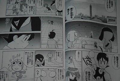 "Frog//Keroro Gunso /""Green,Red,Pink,Yellow,Black/"" Sgt JAPAN Mine Yoshizaki Manga"