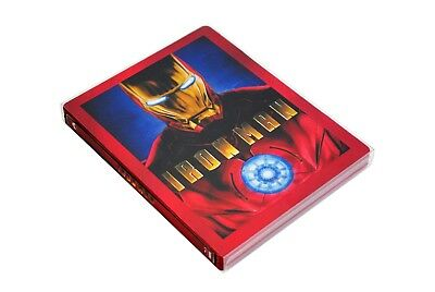 SC2 Blu-ray Steelbook Protective Slipcovers / Sleeves / Protectors (Pack of 50) 6