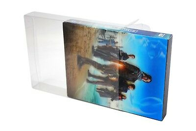 SCF4 Blu-ray Steelbook Fullslip Protectors (New Size) (Pack of 10) 3
