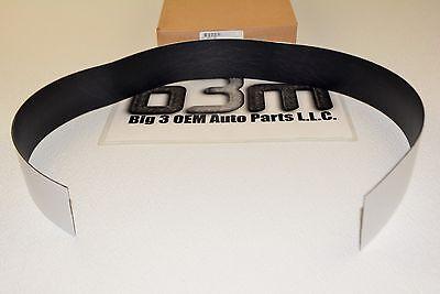 OEM Fuel Tank Strap Insulator Pad Strip Pair LH /& RH Sides for Chevy GMC Pontiac