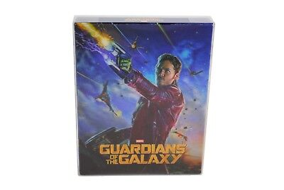 SCF4 Blu-ray Steelbook Fullslip Protectors (New Size) (Pack of 10) 6