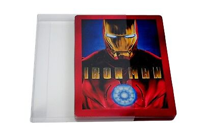 SC2 Blu-ray Steelbook Protective Slipcovers / Sleeves / Protectors (Pack of 10) 3