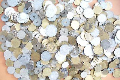 Lot  1  Kg  .. Ancienne  Monnaies  Française  A Trier ..- A Voir  !! 2