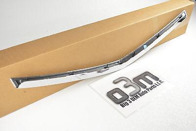 OEM GM Hood Trim Molding 10-16 Cadillac SRX 22774203