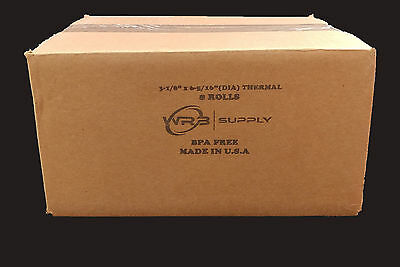 """8 Rolls of 3 1//8/"""" X 815/' Thermal for Nautilus Hyosung NH 2700T NH 5050"""