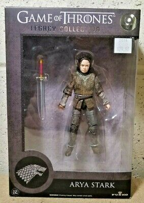 Funko > Game of Thrones Legacy Collection: #9: Arya Stark Action Figure 2