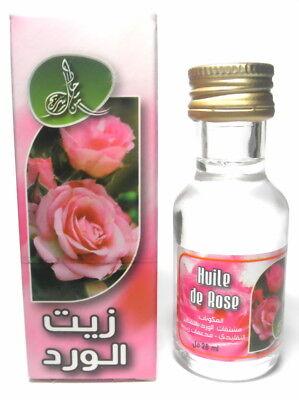 Rosenöl Rose Oil 28 ml Körper Öl Anti Depression & Anti Stress 100% Top Qualität 2