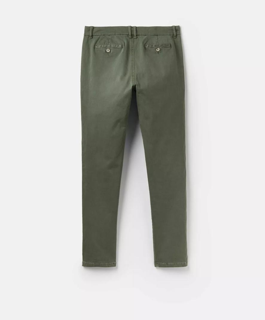 Joules Women's Hesford Green Laurel Chinos Trouser Size UK 8 2