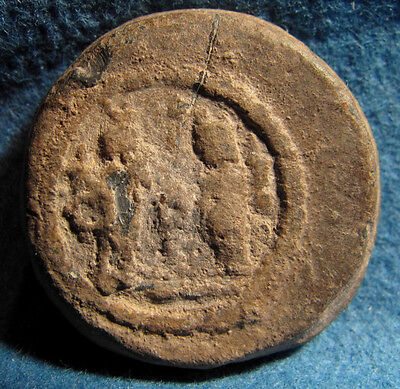 Ancient EGYPT, Uncertain mint Suposedly 1nd-3rd centuries AD. PB / Lead Tessera. 2