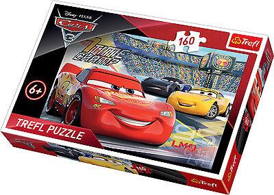 Trefl 100 Piece Kids Boys Disney Pixar Cars Ice Adventure McQueen Jigsaw Puzzle