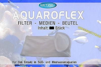 Filtermedienbeutel Filterbeutel Filtersack Netzsack Netzbeutel Aquarium 15x30 3