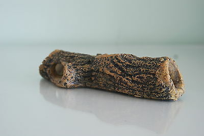 Aquarium Detailed Ornamental Log Suitable for All  Aquariums 18 x 7 x 4 cms 4