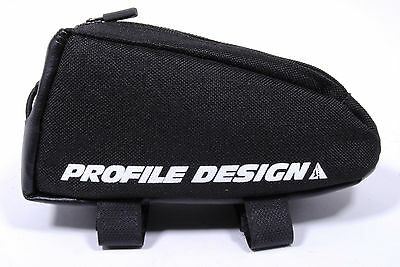 Profile Design Aero E-Pack Compact Bicycle Top Tube Bag,Water Resistant