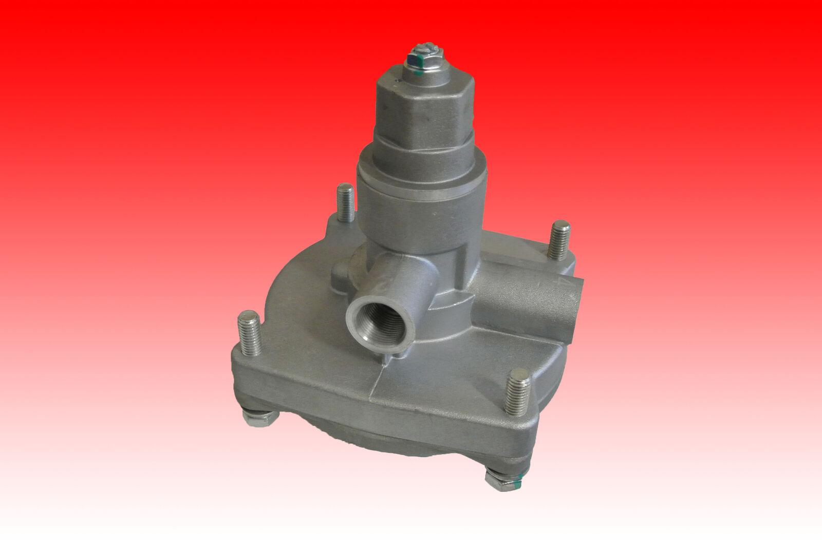 Vanne de Contrôle Remorque Convient Double Flux pour Modèle Wabco 4712000080